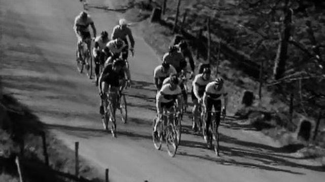 Le cyclisme est au programme des évènements sportifs en juin 1969. [RTS]