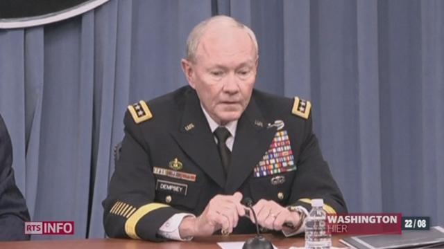 Etats-Unis: Le Pentagone admet que l'Etat islamique en Irak va au-delà de toute autre menace terroriste connue [RTS]