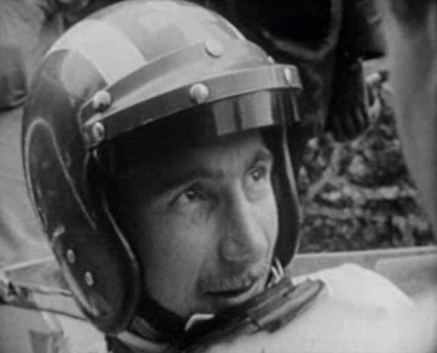 Le coureur automobile fribourgeois Jo Siffert.