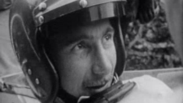 Le coureur automobile fribourgeois Jo Siffert. [RTS]