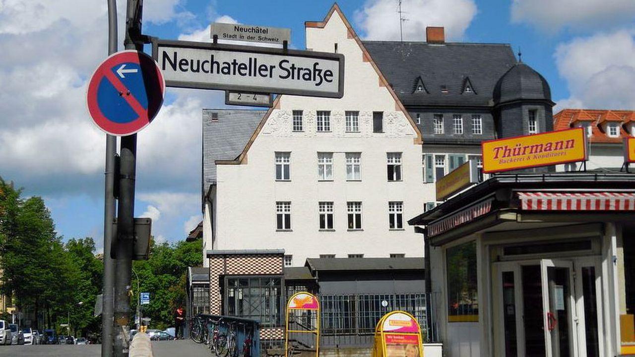 Berlin a toujours gardé le souvenir du petit canton suisse, grâce notamment à une Neuchatellerstrasse. [neuchatel-berlin.org]