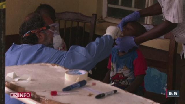 Afrique de l'ouest: le virus Ebola continue de se propager [RTS]