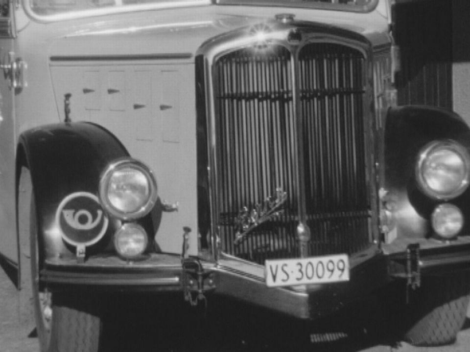 Le car postal [RTS]