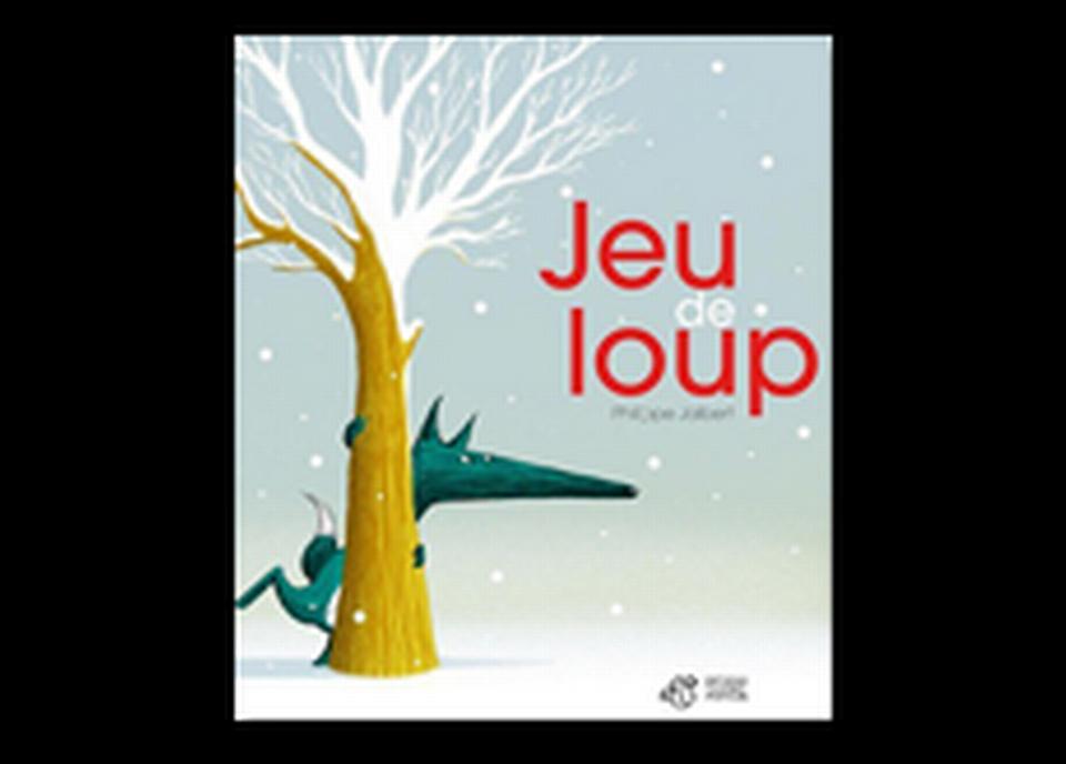 """Jeu de loup"" - Philippe Jalbert. [RTS]"