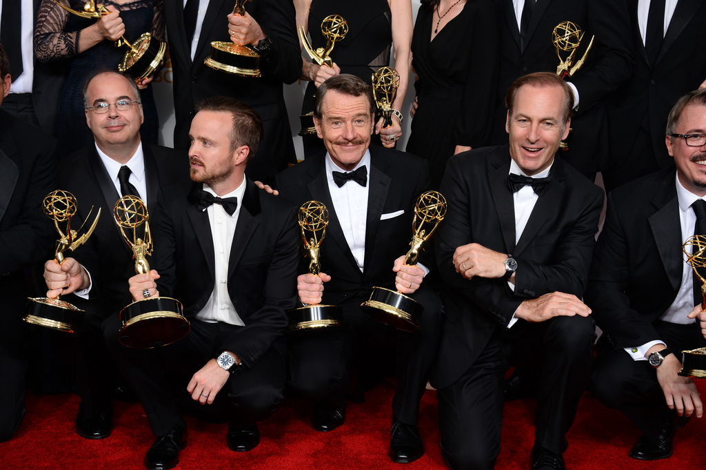 Emmy Awards 66 édition Breaking Bad