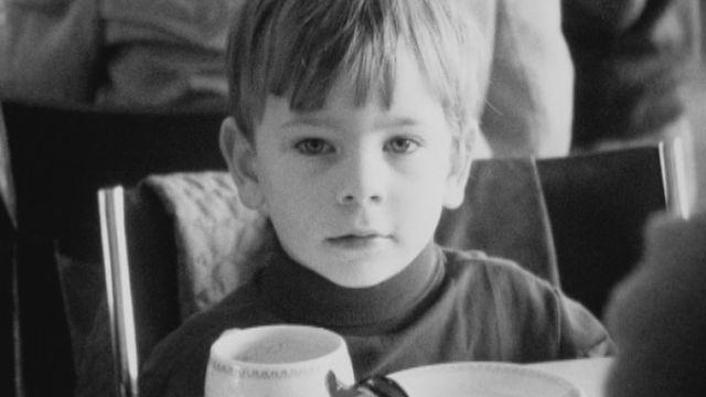Un petit-déjeuner en 1969. [RTS]