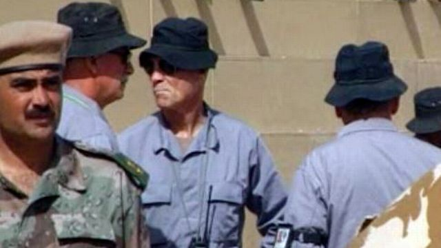 La guerre en Irak voit l'apparition de véritables armées privées.