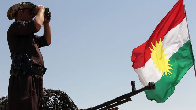 Kurdistan. [Ahmad al-Rubaye - AFP]