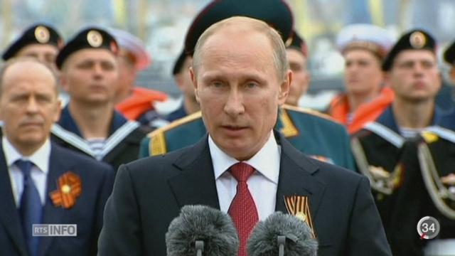 Kiev demande l'adhésion de l'Ukraine à l'OTAN [RTS]