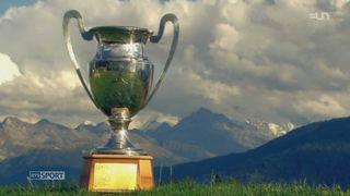 Le Mag - VS: Crans-Montana à l'heure du golf [RTS]