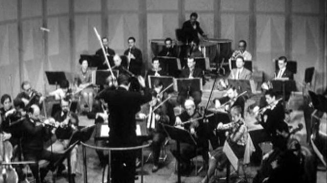 L'orchestre de chambre de Lausanne en concert.