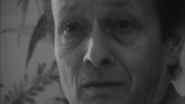 Le metteur en scène Jean-Louis Barrault en 1969. [RTS]