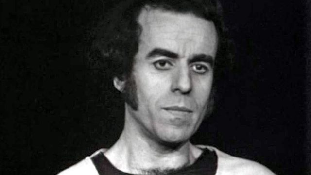 René Quellet, un mime qui présente son nouveau spectacle. [RTS]