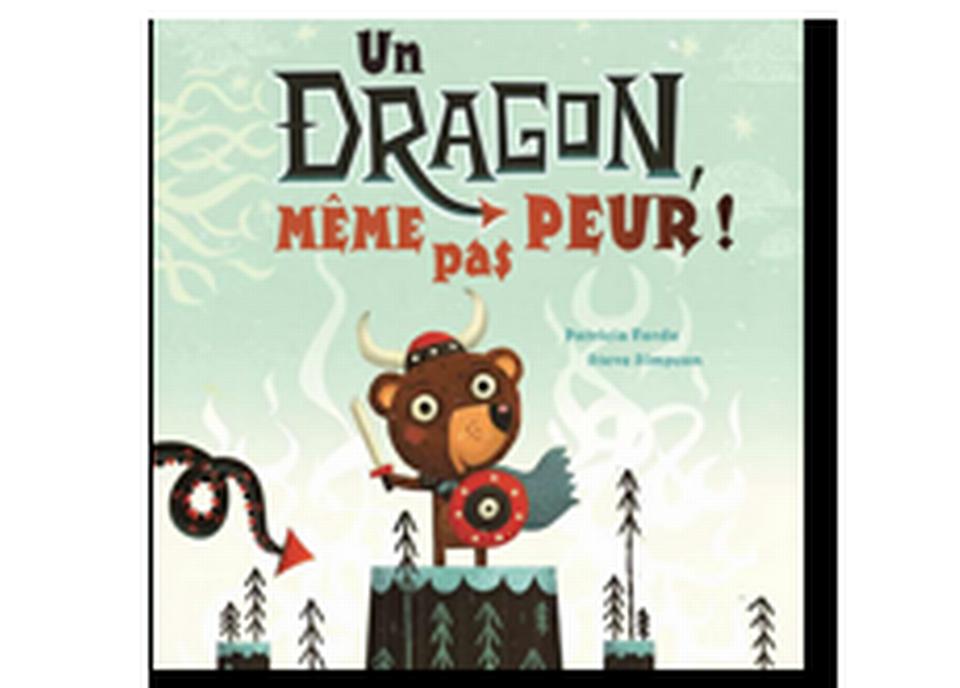 """Un dragon, même pas peur!"""" - Patricia Forde, Steve Simpson. [RTS]"""