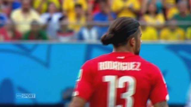 «Meilleur joueur de l'année»: Ricardo Rodriguez (Wolfsburg-ALL) [RTS]