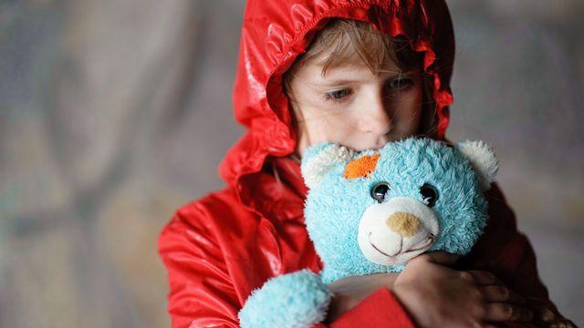 La dépression peut toucher même les très jeunes enfants. [tuzyra  - Fotolia]