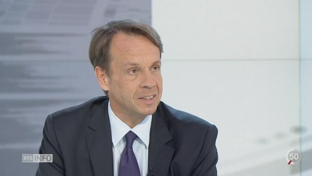 Bataille VOD: les explications de Gilles Marchand, Directeur RTS [RTS]