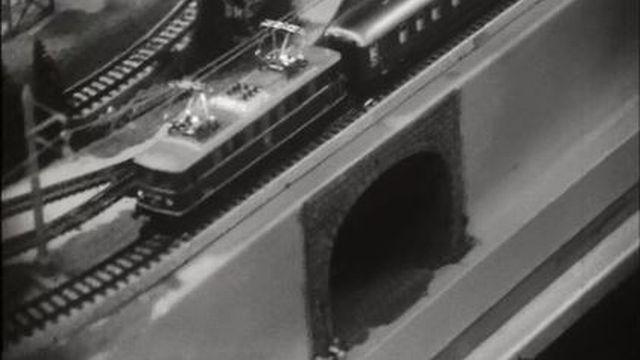 Pour Noël, le jouet le plus demandé reste le train électrique. [RTS]