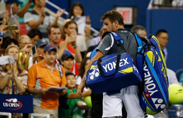 Stan Wawrinka a quitté l'US Open. [EPA/Andrew Gombert - Keystone]