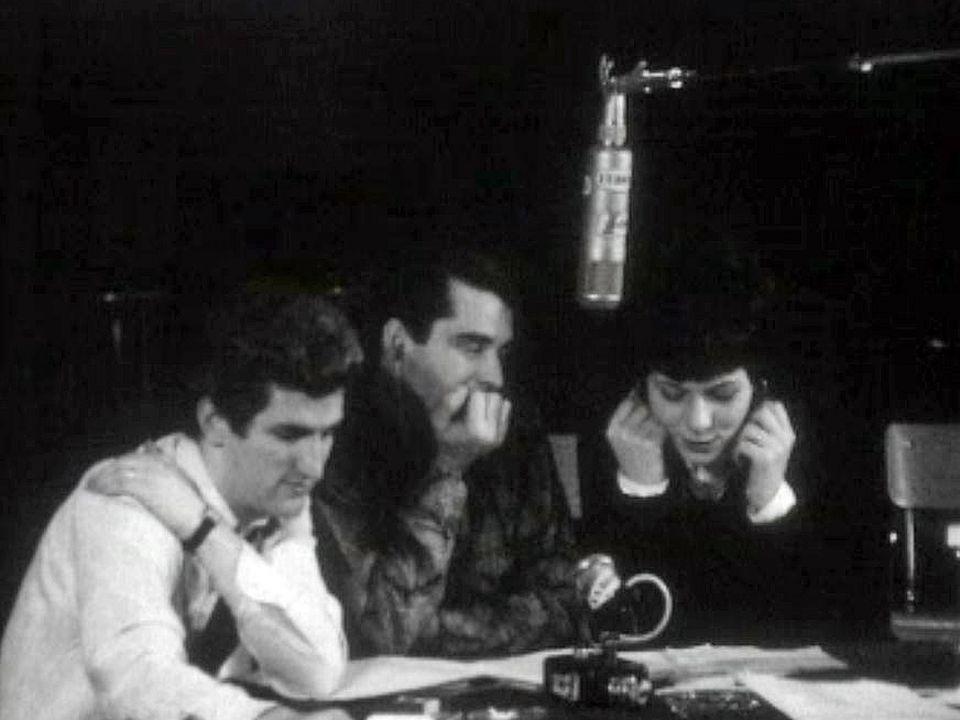 Visite dans les studios de l'émission phare des années 60.