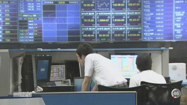 Les plates-formes de négoce boursier anonymes sont très controversées [RTS]