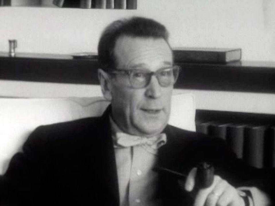 Georges Simenon témoigne de son amitié pour Chaplin.