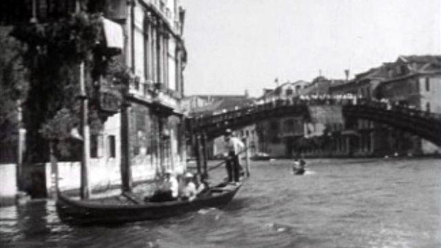 Impressions et balade dans la Sérénissime: Venise en 1955.