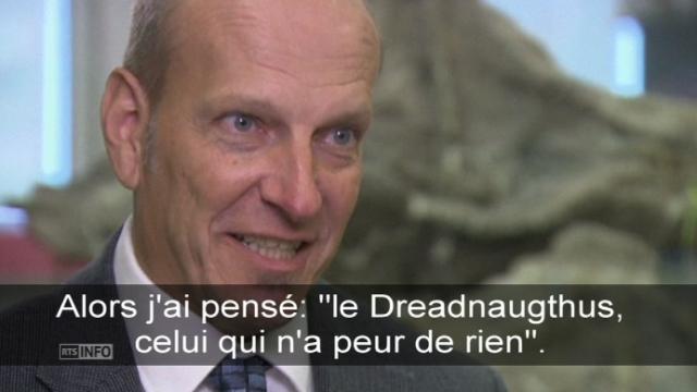 Le Dreadnaughtus, un nouveau dinosaure géant [RTS]