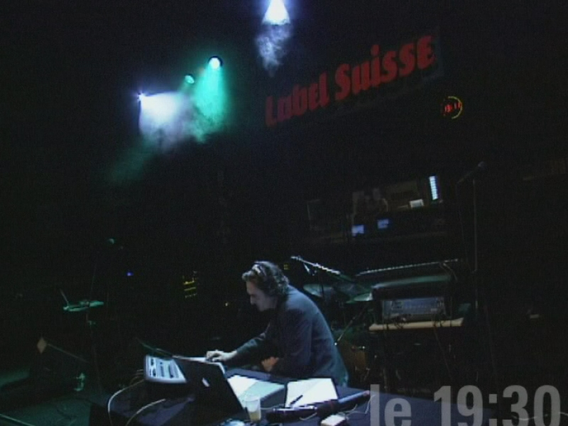 Stephan Eicher au Label Suisse 2004.