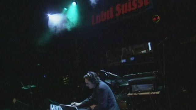 Stephan Eicher au Label Suisse 2004. [RTS]