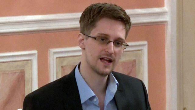 L'ex-employé de la NSA Edward Snowden se trouve toujours en exil en Russie. [AFP PHOTO / WIKILEAKS - AFP]