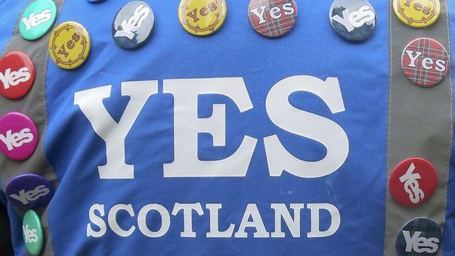Le 18 septembre aura lieu le vote sur l'indépendance de l'Ecosse. [Jill Lawless - AP Photo]