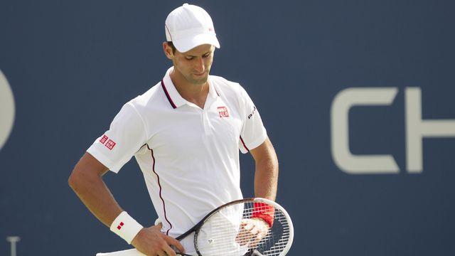 Djokovic n'aura pas joué pour la Serbie en 2014. [Matthias Hauer - EQ]