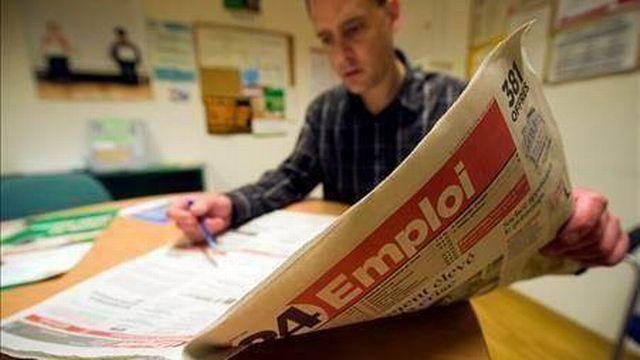 Le taux de chômage a diminué en Suisse en mars [KEYSTONE]