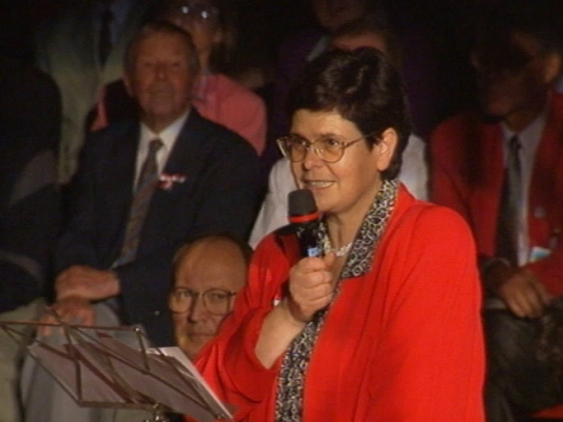 Ruth Dreifuss à Macolin