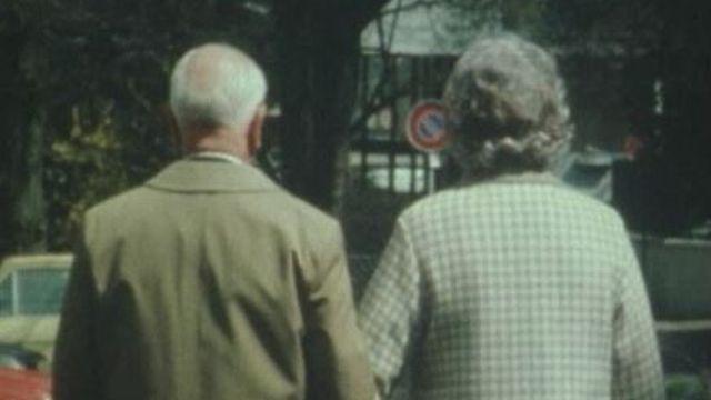 Vivre avec l'AVS en 1980. [RTS]