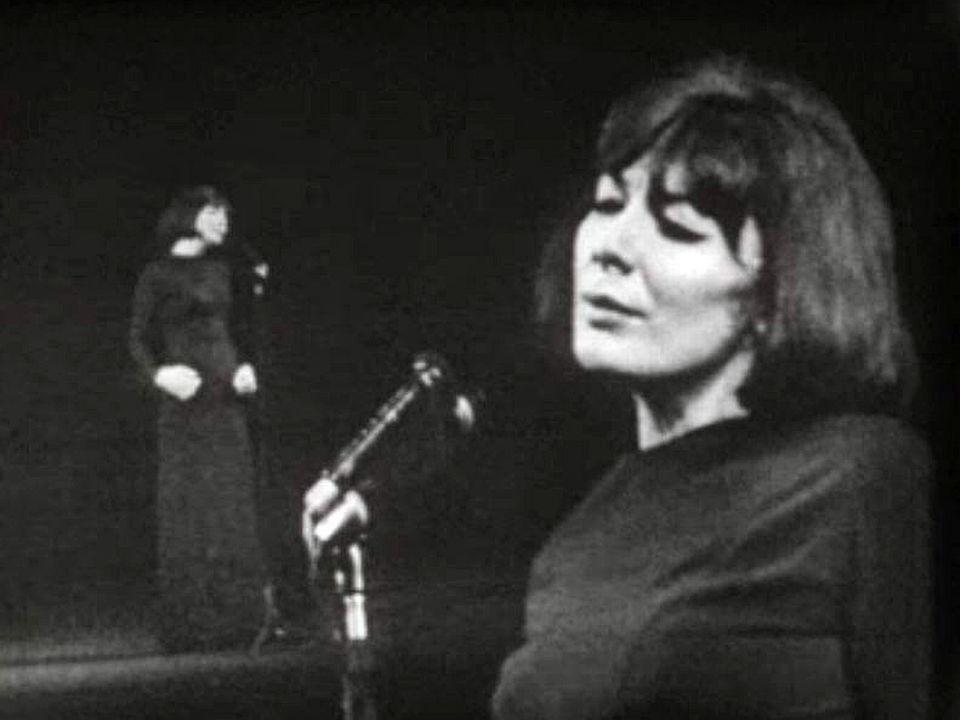 Elle interprète à Genève: cette chanson qui nous ressemble. [RTS]