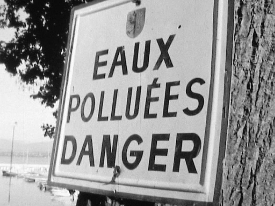 Pollution de l'eau [TSR 1968]