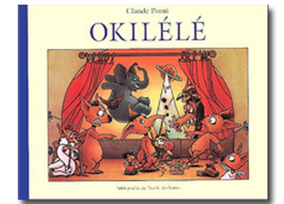 """""""Okilélé"""" de Claude Ponti. [RTS]"""