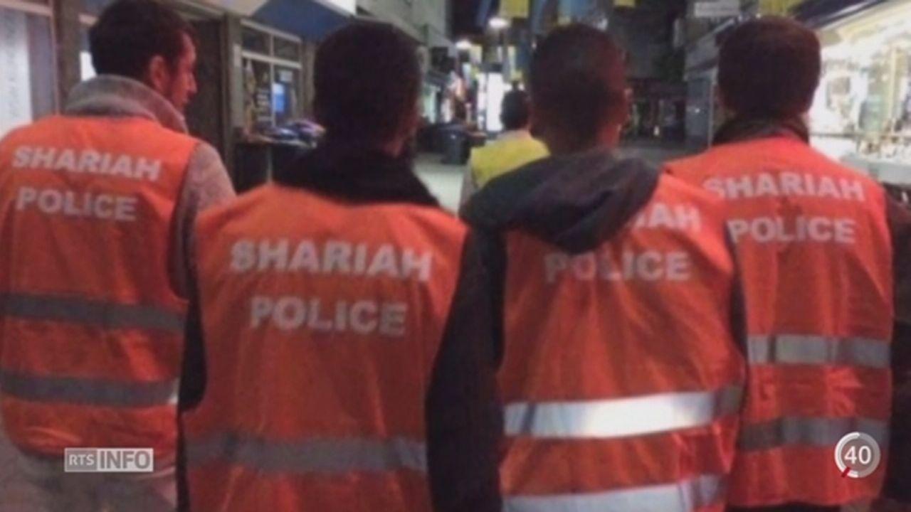 """Allemagne: une """"police de la charia"""" sévit à Wuppertal [RTS]"""