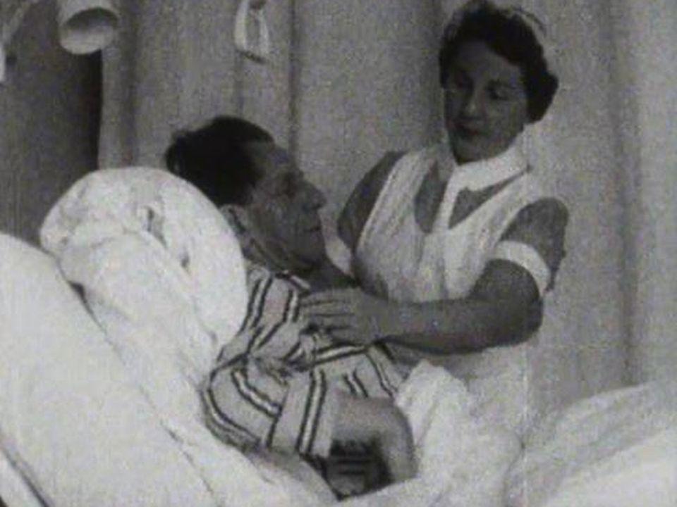 Infirmière, un métier moderne pour la femme émancipée! [RTS]