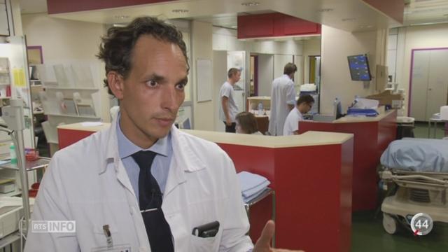 A Genève, une personne sur 7 renonce à des soins faute d'argent [RTS]
