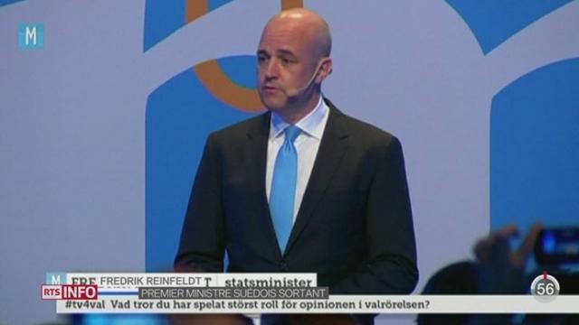 Suède: la gauche remporte les élections législatives [RTS]