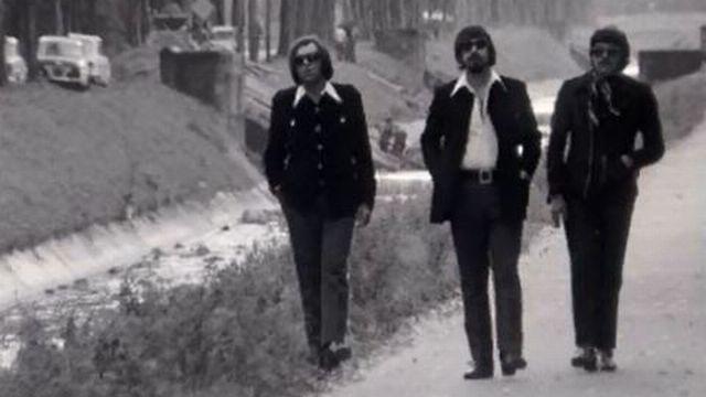 Le célèbre groupe grec est de passage à la Tour de la TSR. [RTS]