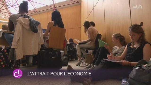 VD: c'est la rentrée de tous les records pour l'Université de Lausanne [RTS]