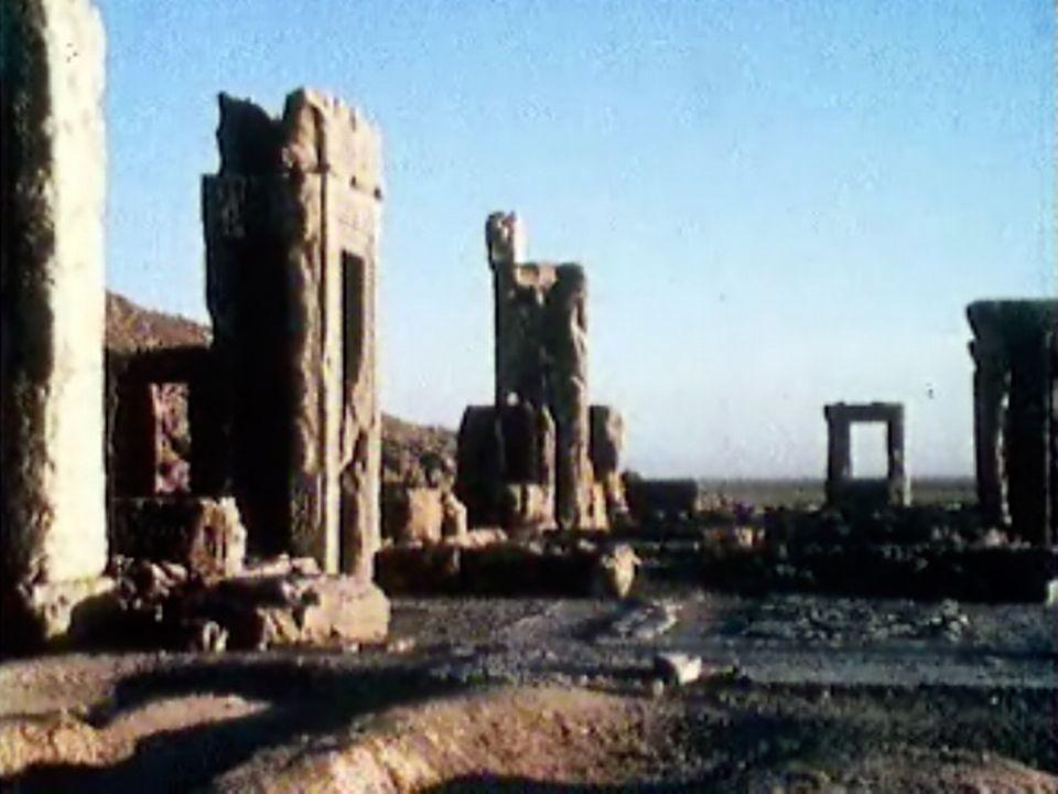 La capitale des rois de Perse, érigée au Ve siècle avant J.-C. [RTS]