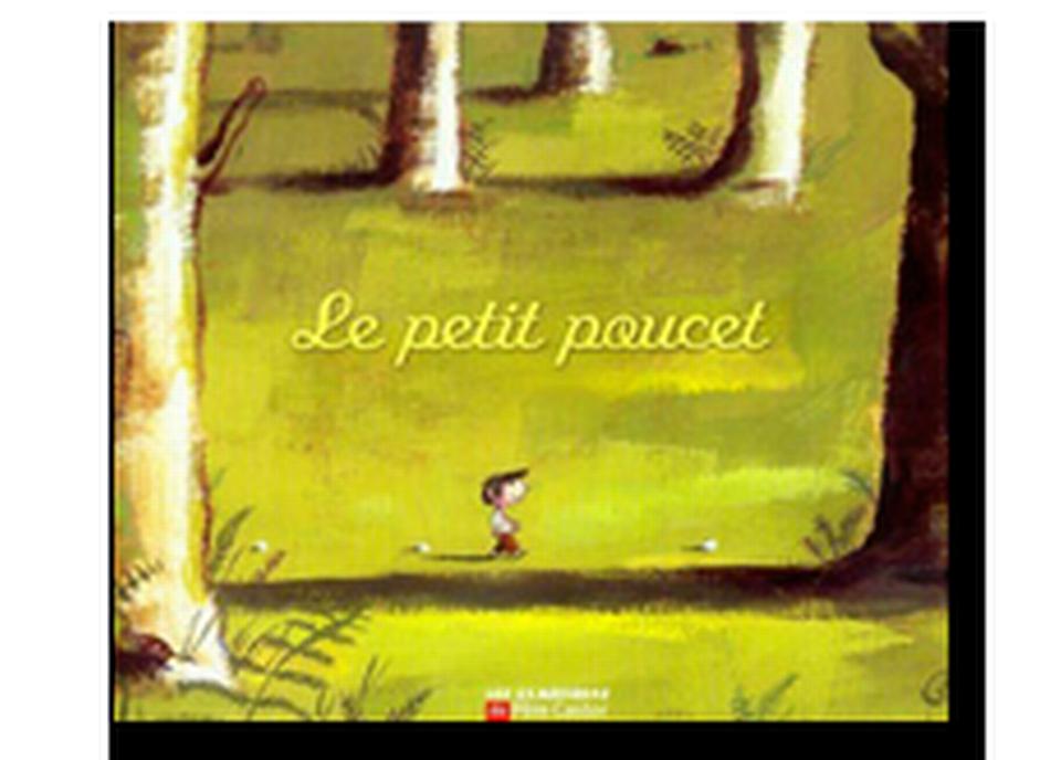 """""""Le Petit poucet"""" de Charles Perrault. [RTS]"""