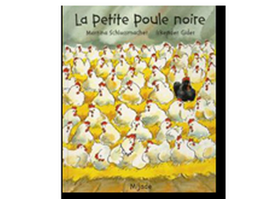 """""""La petite poule noire"""" de Martina Schlossmacher et Iskender Gider. [RTS]"""