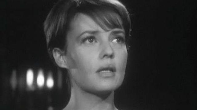 Jeanne Moreau en 1963. [RTS]