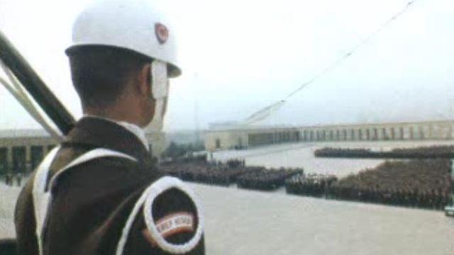 Avril 1982, l'armée dirige la Turquie. [RTS]